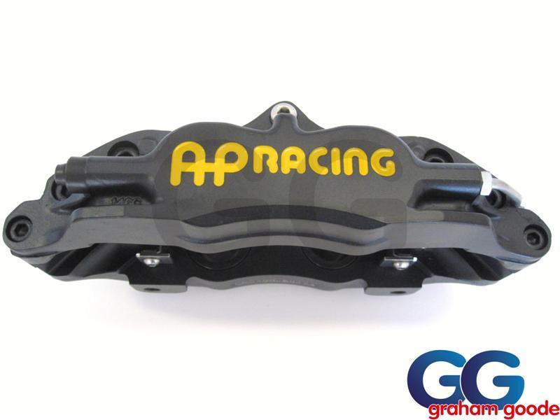 Ap Racing Big Brake Kit 330mm 6pot Black Subaru Impreza Gt